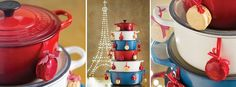 Celebrate Christmas with Le Creuset!