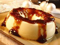 Receita de Pudim de Iogurte com Calda de Morango - pudim e leve para assar em banho-maria por 40 minutos em forno médio. Leve para gelar e desenforme. Sirva com calda vermelha. Coloque todos os...