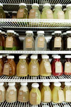 label design cold pressed juice forever.