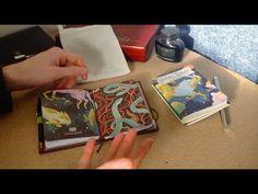 (Midori) Notebook Organiser Setup and Wallet Ideas - YouTube
