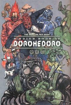 Dorohedoro art is my fav.