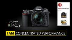 Nikon Digital SLR D500 SnapBridge 2016 Reddot TIPA DP Review award winner
