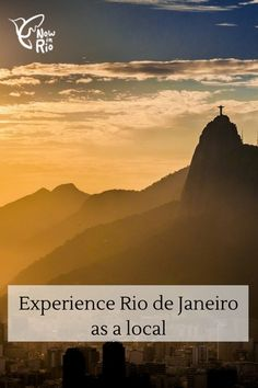 There is no better way to get to know Rio de Janeiro than through the eyes of a local