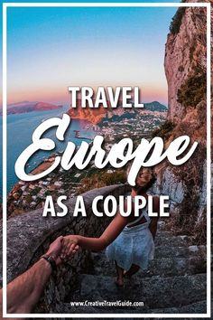 There are many ways to travel Europe but what are the best European routes for couples? Europe offers many romantic options for all types of travellers.  #Europe #EuropeHoneymoon #EuropeTravel #PlacestotravelinEurope #EuropeDestinations