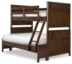 Contemporary Bunk Beds... #BunkBeds