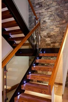 20 Modern Staircase Ideas With Various Pattern Stairs Design Modern Ideas Modern Modern Staircase design ideas modern Pattern Staircase Stairs Stair Railing Design, Staircase Railings, Stairways, Staircase Ideas, Railing Ideas, Stair Treads, Style At Home, Staircase Contemporary, Stairway Lighting