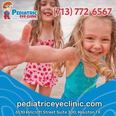 Pediatrics, Clinic, Eyes, Swimwear, One Piece Swimsuits, Bathing Suits, Swimsuit, Swimsuits, Costumes