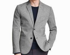 Moda Americanas/Blazer Hombre Otoño Invierno 2016 | Tendencias - Modaellos.com