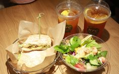 KFC Opens Its First K PRO Restaurant in Hangzhou, Offering Salads, Paninis and Fresh Juice | Yicai Global