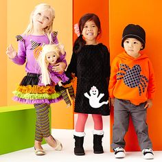 Happy Hauntings: Kids' Apparel
