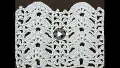 Crochet an i-cord (right-handed version) Crochet Flower Tutorial, Crochet Flowers, Crochet I Cord, Our Code, Crochet Barbie Clothes, Crafty, Embroidery, Knitting, Pink Sundress