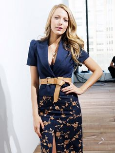 The Best Outfit Tips We've Learned From 10 Years of Blake Lively's Style | WhoWhatWear