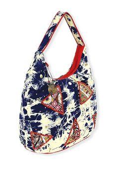 Catori Midnight Mirage Hobo Bag