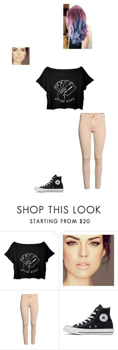 """Meeting Lucoa"" by maryvarleyrox ❤ liked on Polyvore featuring Converse"