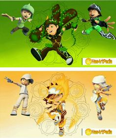Anime Galaxy, Boboiboy Galaxy, Boboiboy Anime, Anime Version, Cat Aesthetic, Pikachu, Diamond Earrings, Best Friends, Teacher