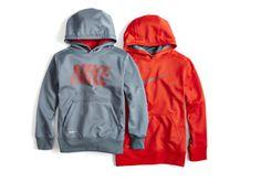 Nike boys' fleece hoodie
