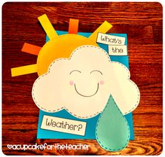 Weather Craft Activities PreschoolTeaching