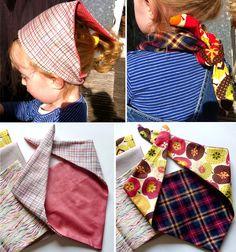 modele bandana couture