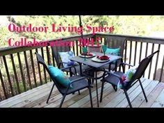 Outdoor Living Space Collaboration 2017