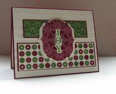 CCREW0712DF Be of Good Cheer by nancy littrell - Cards and Paper Crafts at Splitcoaststampers