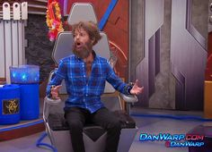 DanWarp - Dan Schneider  Wednesday, November 19, 2014  Henry Danger Guide: How to Tell if You're Turning Into a Man-Beast  Have you or a friend been hit by the rays of a Manly Machine in the past 24 hours? Unsure? Look for the symptoms!