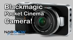 NAB 2013: Your questions answered - Blackmagic Pocket Cinema Camera
