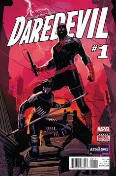 Daredevil Vol 5 - #1