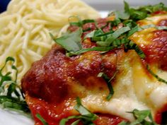 Chicken Parmiggiano | What's Gaby Cooking