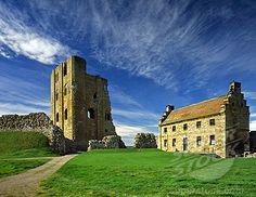 Scarborough Castle, England