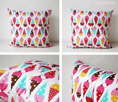 Luloveshandmade: 5 things to do with KAMSnaps - DIY: Pillow case.