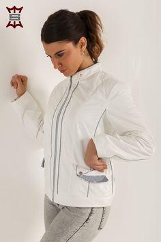 Modelo SERENA #cazadora #chaqueta #primavera #modamujer #tendencia #MSolanas #outlet