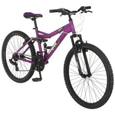 "Mongoose® Women's Status 2.2 26"" 21-Speed Mountain Bike"