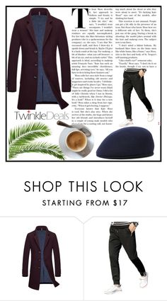 """Classic never goes out of style!"" by amra-f ❤ liked on Polyvore featuring men's fashion and menswear"