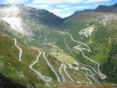 (CH) Grimsel Pass