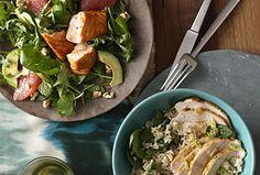 7 Cenas saludables para cada día de la semana | Alto Nivel