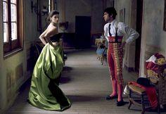 LET ME IN!: Penelope Cruz --> Vogue