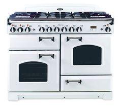 I've fantasized about an Aga stove ever since I read Rosamunde Pilcher novels in middle school.