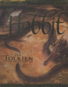 The Hobbit, Sixtieth Anniversary Edition, Illustrated by Alan Lee Alan Lee, Hobbit Book, The Hobbit, Rr Tolkien, Terry Gilliam, Alchemy Art, Luthien, Houghton Mifflin Harcourt, Wayne Thiebaud