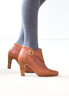 High Alfred // Collection automne hiver chaussures - www.sezane.com #sezane #high #alfred