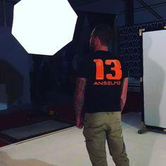 Shooting and Backstage 2015 Anselme