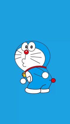 Doraemon And Nobita Wallpaper, Doraemon Famous Cartton, Doraemon Wallpaper Wa, Mobile Wallpaper, Iphone Wallpaper, Android Wallpaper Anime, Cartoon Wallpaper Hd, Doraemon Wallpapers, Cute Wallpapers, Anime Chibi, Doraemon Stand By Me