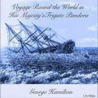 Rapid Ear Movement [Free Audiobooks]: Voyage Round the World in His Majesty's Frigate Pa...   Free Audiobooks  link to the free audiobook