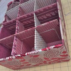 @Home This Weekend: DIY Organizer | Craftster Blog