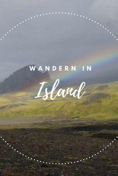 Island mit Kindern – Wandern im Land der Elfen und Trolle. #Island #Wandern