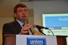 Renaud Beretti président de l'Union Pour Aix-les-Bains