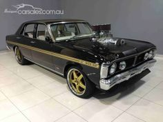 1971 FORD FALCON XY GT #coolcars
