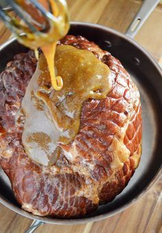 Brown Sugar Glazed Ham Recipe