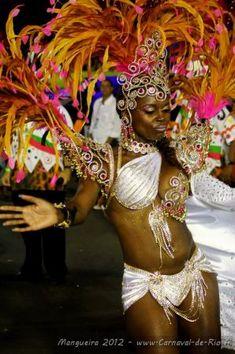 #carnival #brazil Mangueira 2012