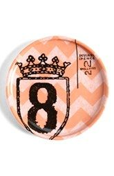 Rosanna 'Lucky Number 8' Porcelain Dish Cool pin for our lucky number xxxLFemm