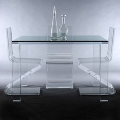 durable and elegant clear acrylic dining table perspex dining table